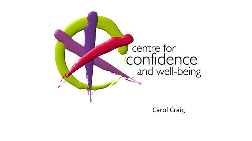 Centre for Confidence