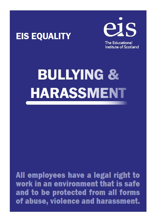 Bullying and harassment cover
