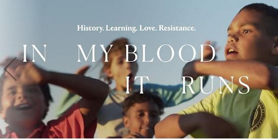 In my Blood it Runs - Film Screening