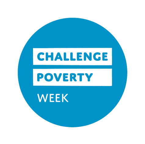 Challenge Poverty Week Logo