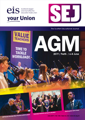 AGM 2019 Front Cover
