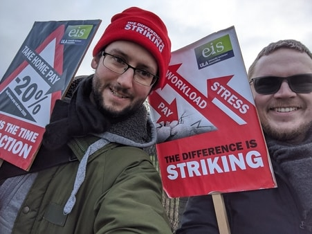 strike picket