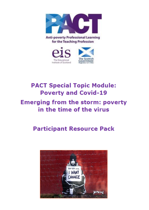 PACT Special Topic Module: Poverty and Covid-19