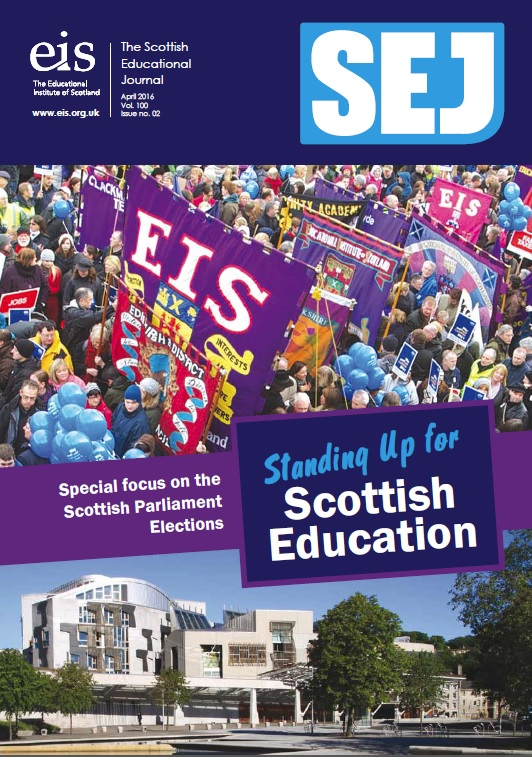 SEJ April 2016 cover