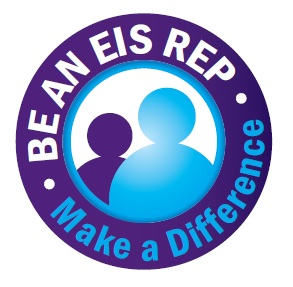 Be an EIS Rep logo
